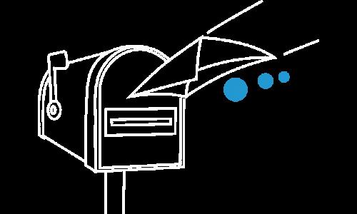 Hébergement web pour les emails