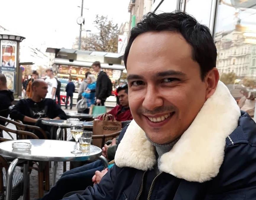 Simon LEE, fondateur de Simafri