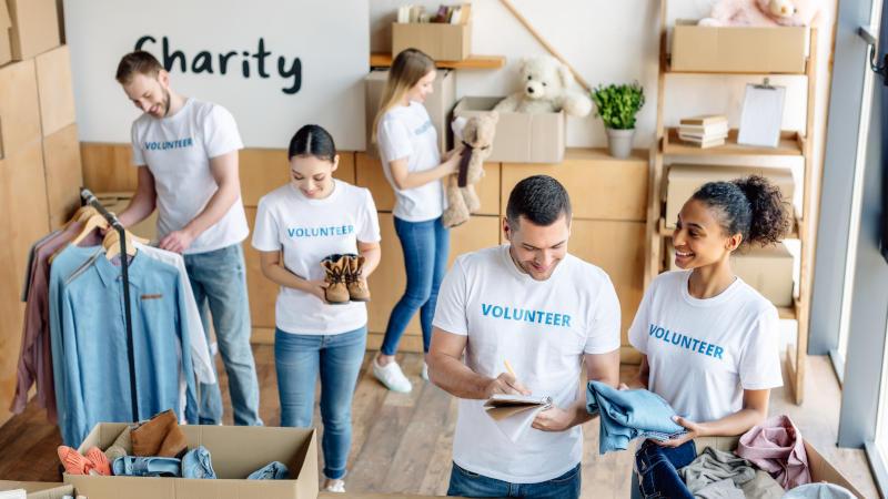Un site web pour recruter des bénévoles